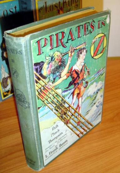 Pirates in Oz