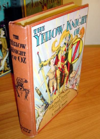 Yellow Knigh of Oz
