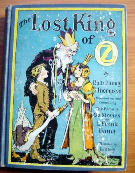 Lost king of Oz