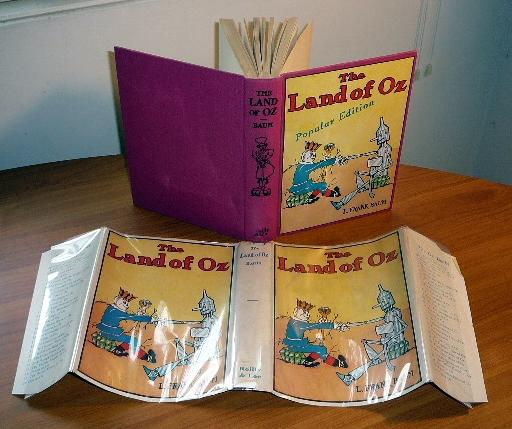 Land of oz -  Post 1935 with dj - $125