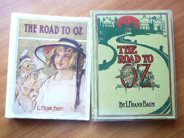 Road to Oz first edition