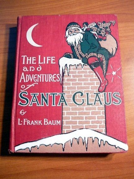 the life and adventure of Santa claus