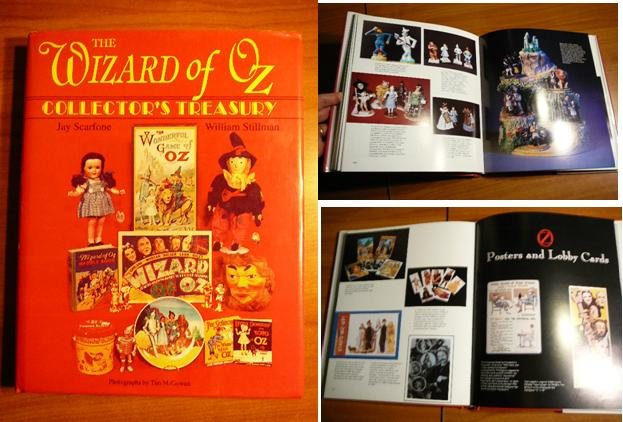 Wizard of oz collectors Treasury