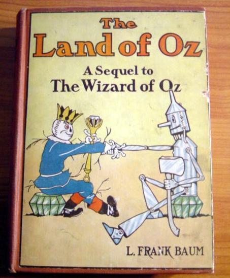 Land of oz - Pre 1935 with 12 plates - $100