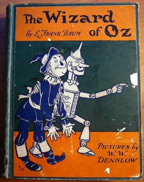 Download The Wonderful Wizard of Oz by L