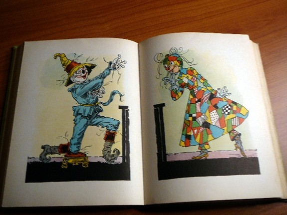 Tik-tok of Oz: Coloring book (The wonderful coloring books of Oz)