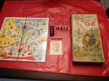 The Wonderful Game of Oz